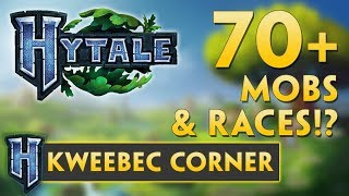 The Races & Creatures of Hytale (70+ Creatures, Mobs and Races)