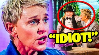 Times Ellen RUINED KIDS On Her Own Show