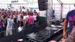 Bassfreakz @ De Lier 2011