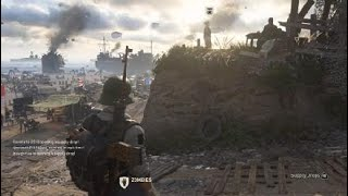 AA Gun Event Participation in Call of Duty: WWII HQ