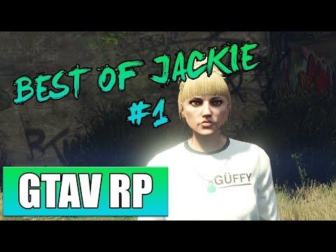 GTA V RP - BEST OF JACKIE #1