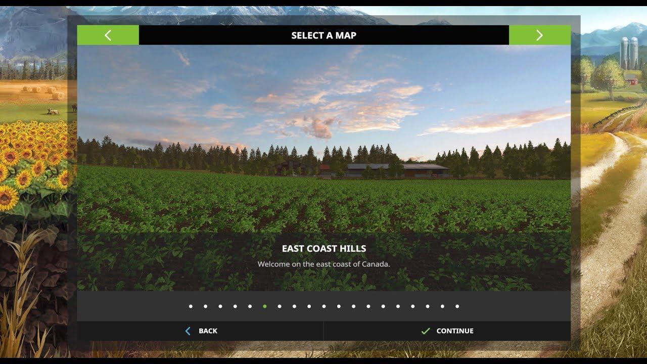 Canadian Map Fs17%0A FS   Map Reviews East Coast Hills