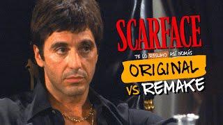 Scarface (1932) vs Scarface (1983) | #OriginalVsRemake