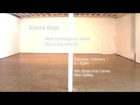 Teaser: Elena Bajo (2014)