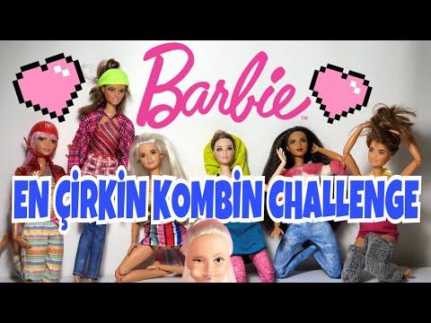 Barbie Kombin Challenge  (En Çirkin) Jüri Sizsiniz! - Sizce En Çirkin Kombini Kim Yaptı?