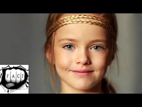 Top 10 World's Youngest Supermodels from YouTube · Duration:  2 minutes 11 seconds