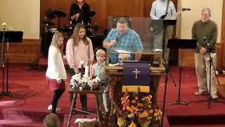 11-29-20 Sunday Service