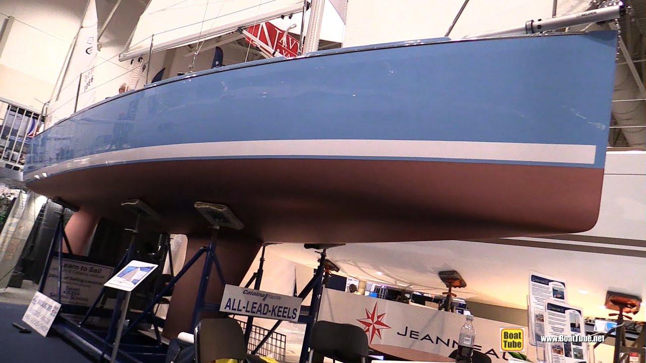 2016 Catalina 275 Sport Sailing Yacht - Deck and Interior Walkaround - 2016  Toronto Boat Show