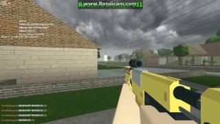 NERF FPS ZOMBIE SOLOE MDE GAMEPLAY ROBLOX