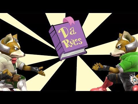 THE RULES OF THE FOX DITTO!