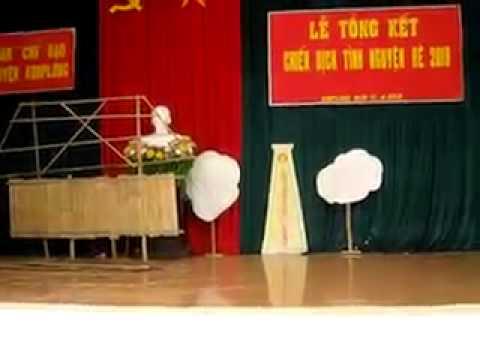Tổng kết chiến dịch MHX 2010 mặt trận Kontum - Trường ĐH Tài chính - Marketing