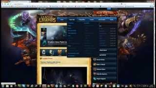 [Tutoriály] Jak se zaregistrovat a nainstalovat si League of Legends