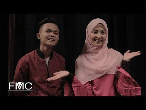 Tajul & Wany Hasrita - Disana Cinta Disini Rindu (Official Lyric Video)