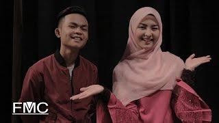Download Video Tajul & Wany Hasrita - Disana Cinta Disini Rindu (Official Lyric Video) MP3 3GP MP4