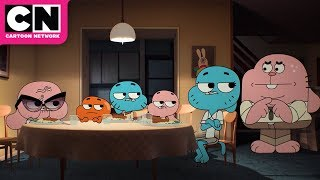 The Amazing World of Gumball | Goodbye Refrigerator | Cartoon Network
