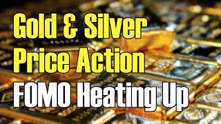 Gold & Silver FOMO Heating Up - Gregor Gregersen Will Share Valuable Insight