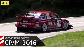 Alfa Romeo 155 DTM 1996 | Car overview + sound with Marco Gramenzi
