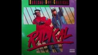 Radical T - Burn Up The Dancefloor