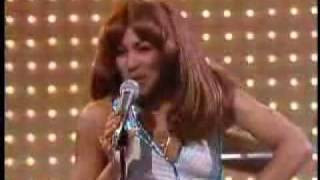 Ike and Tina Turner Proud Mary The Midnight Special