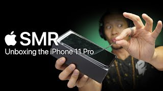 Apple ASMR - Unboxing iPhone 11 Pro