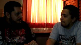 SLIPKNOT - .5: The Gray Chapter comentario charla