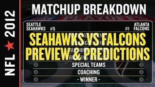 Seahawks vs Falcons 2013: Seattle Looks to Stay Hot Against No. 1 Seeded Atlanta in Divisional Round