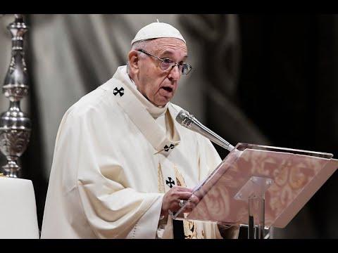 البابا فرنسيس يدعم ميثاق الهجرة العالمي  - نشر قبل 3 ساعة
