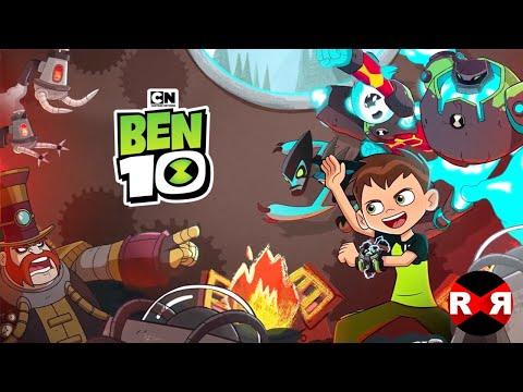 Ben 10 - Omnitrix Hero (by CARTOON NETWORK) - IOS / Android Gameplay