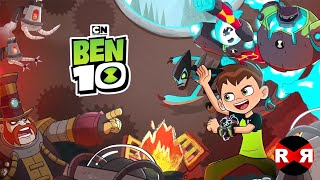 Ben 10 - Omnitrix Hero (by CARTOON NETWORK) - iOS / Android Gameplay