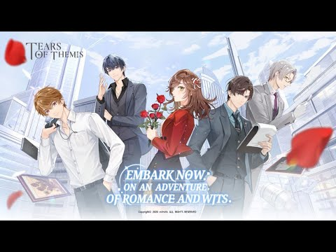 Official Release PV | Embark Now on an adventure of romance and wits | Tears of Themis | JP DUB
