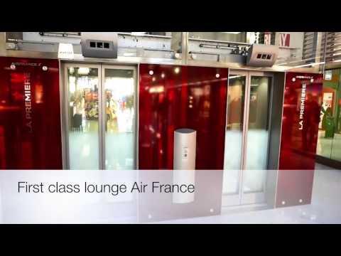 Air France First Class Lounge  Paris CDG La Première