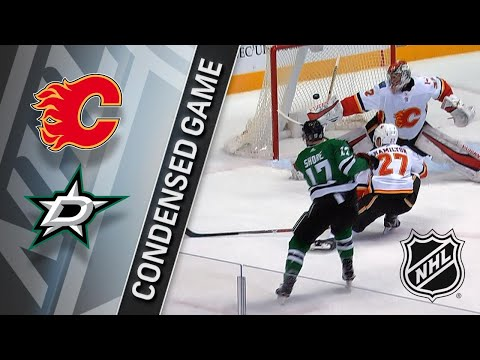 02/27/18 Condensed Game: Flames @ Stars