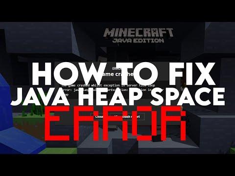 How To Fix Java Heap Space Error In Minecraft ( UPDATED VERSION ) |1.15|   Music - (Prod.Lee)