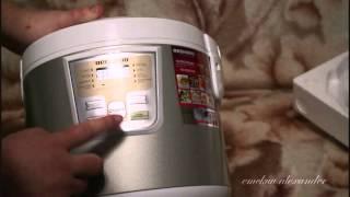 Распаковка и обзор мультиварки Redmond  4503