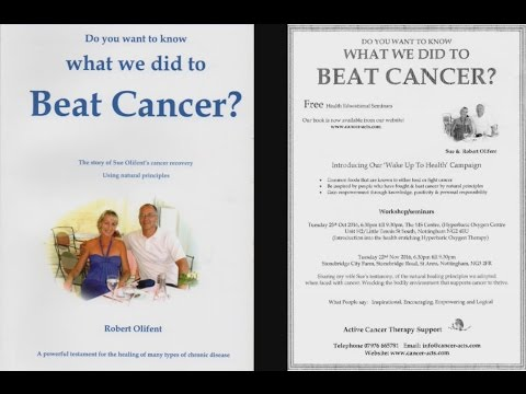 Do you want to know what we did to Beat Cancer?