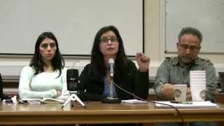 Abir Kopty - Israeli Apartheid Week 2013