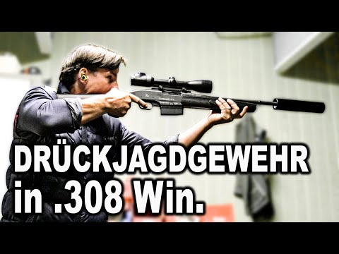 Drückjagdgewehr in .308