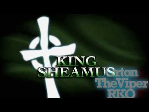 WWE King Sheamus New Titantron 2011 (Written In My Face)