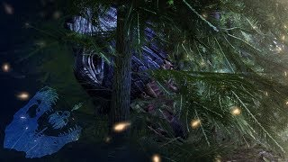 DID WE JUST FIND A SECRET THE DEVS DIDNT WANT US TO SEE! - Finding A Hidden Dinosaur! - The Isle