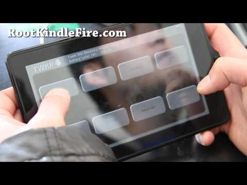 Kindle Fire Unroot! [Unbrick] - YT