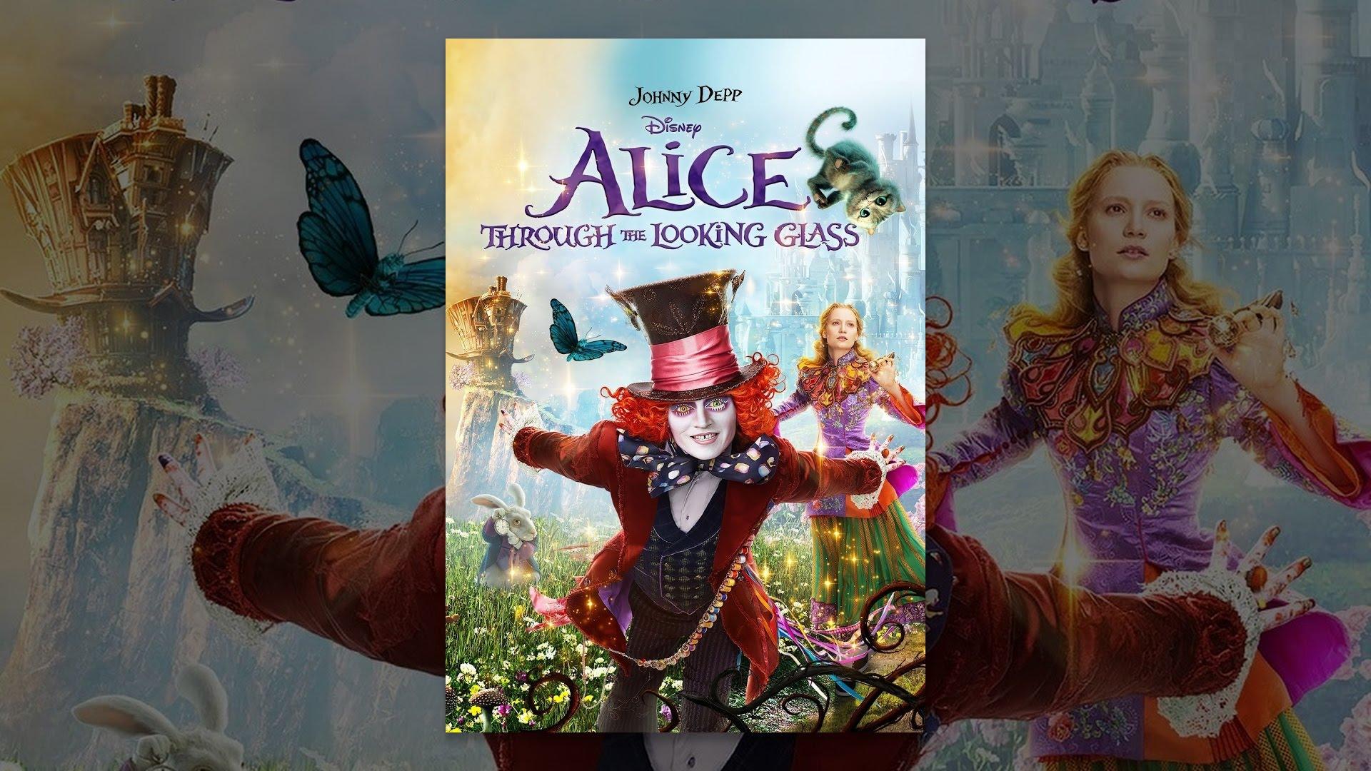 Alice Through the Looking Glass (2016) - IMDb