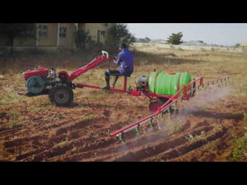 Company-Trade Nigeria Limited: Agro-Allied products/Machinery Merchants