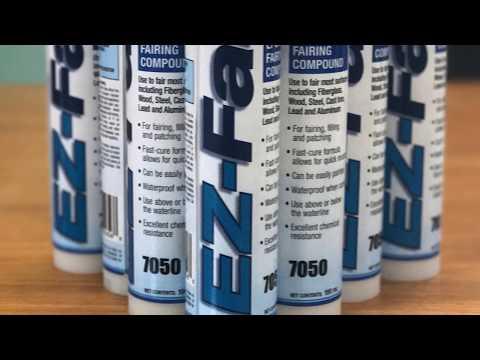 Pettit Paint EZ-Fair - Lightweight Epoxy Fairing Compound