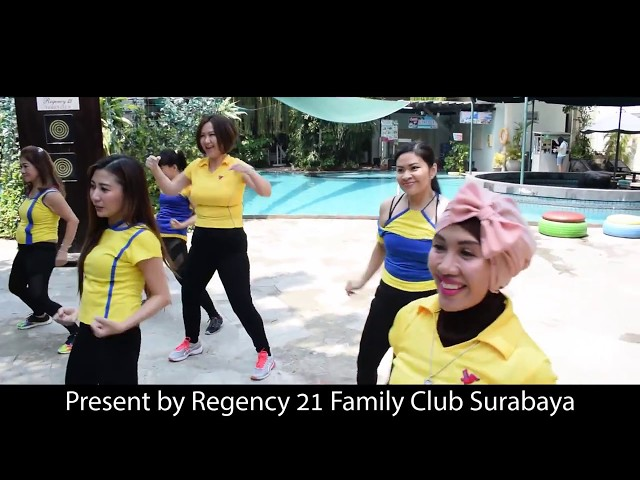 Goyang Asik Mainkan Jarimu Cover R21 [Regency 21 Family Club]