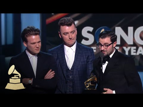 Song Of The Year: Sam Smith | GRAMMYs
