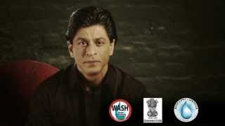 Shah Rukh Khan talks about sanitation and hygiene in India
