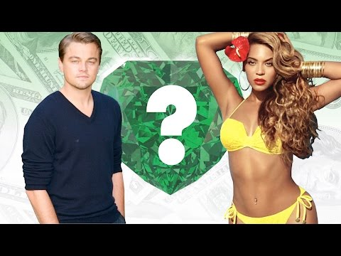 WHO'S RICHER? - Leonardo DiCaprio or Beyonce? - Net Worth Revealed!