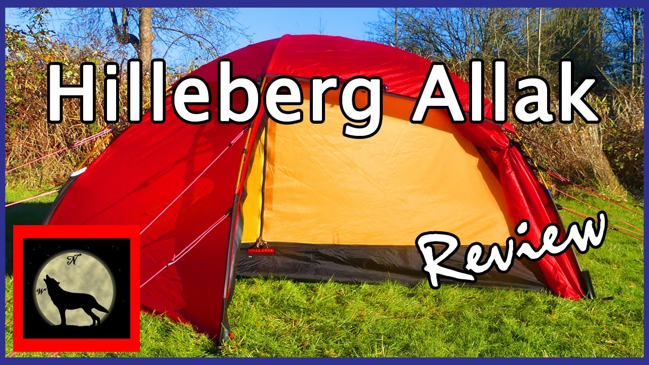 Hilleberg Allak Review and Set Up - 2 person 4 season freestanding tent #backpacking  sc 1 st  YouTube & Hilleberg Allak Review and Set Up - 2 person 4 season ...