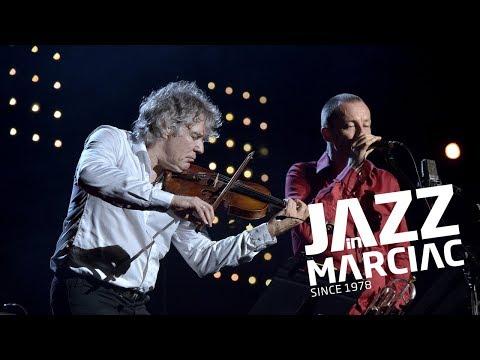 Didier Lockwood Quartet @Jazz_in_Marciac 2014