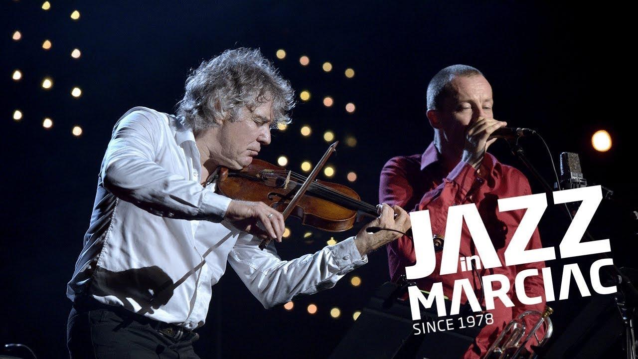 Didier Lockwood Quartet @Jazz_in_Marciac | Samedi 2 Août 2014